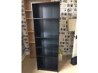 IKEA Bookcase (black) for sale