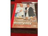 Masterchef every day 130 of your favourite recipes BBC cooking book - Brand New