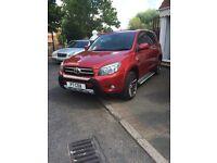 Rav4 4x4 diesel special edition.