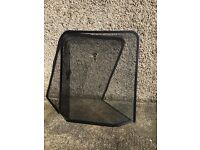 16 inch fire grate/front, ash pan and fire guard