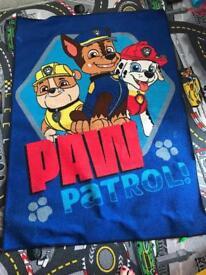 Paw patrol rug