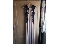 Long dress size 10.