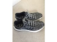 Adidas Pure Boost 2017 trainers SIZE 12
