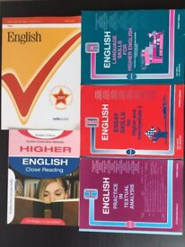 Higher English Books