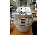 Price lowered!!! Bread-maker, hardly used! In pristine condition.
