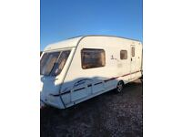 Swift fairway 520 caravan 4 berth
