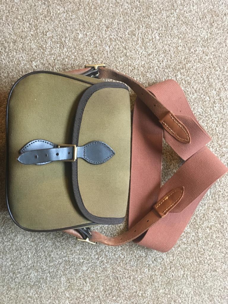 Brady strap and shotgun Cartridge bag