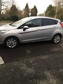 Well looked after Ford Fiesta for sale £3,800