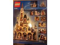 Lego - Disney Castle
