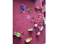 Huge Shopkins and Shoppies bundle