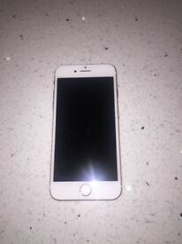iPhone seven in very good condition