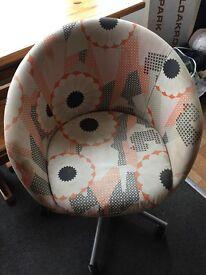Stylish Ikea swivel chair