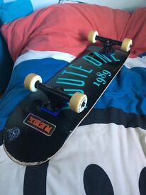 Week old professional all-round skateboard