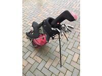 Wilson matrix golf clubs