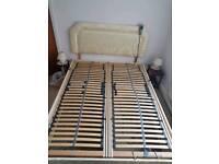 LGA GS adjustable double bed