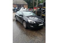 Vauxhall Astra 2011 1.7 Diesel For Breaking - CALL NOW!!!