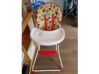 High chair / feeding chair