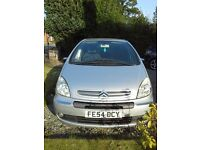 Citroen picasso, in good condition, clean in side, fully working
