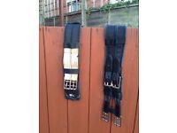 2 Dressage girths 65cm