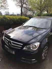 Mercedes Benz C CLASS 2.1 C220 CDI SE (Executive) 7G-Tronic Plus 4dr