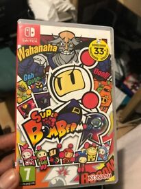 Super Bomberman R, Nintendo Switch, £25