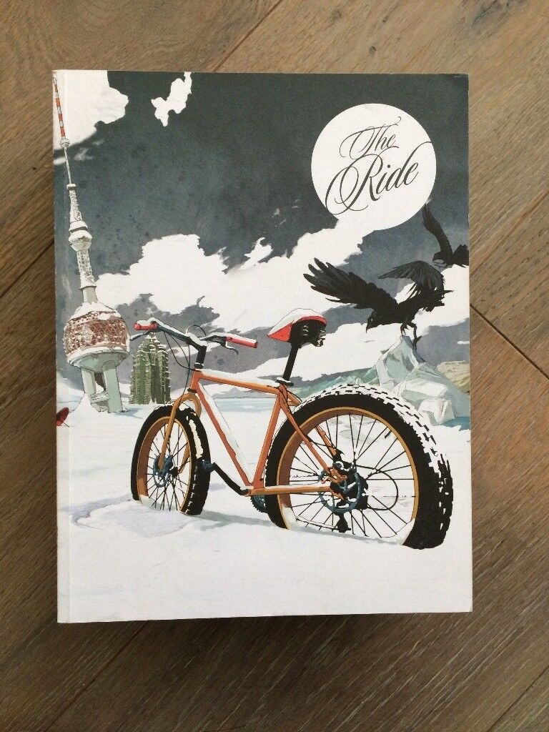 The Ride Journal (Issues 3-7) COLLECTIBLES