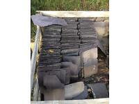 Selection of Bangor blue slates