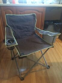 Adult Folding Camping Chair