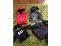 9-12 months boys coats and jumpers