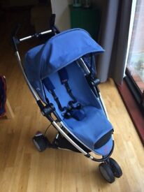 Quinny Zapp Xtra pram / buggy with footmuff