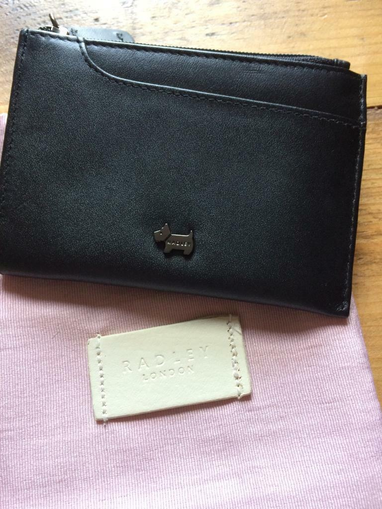 Radley small leather purse.
