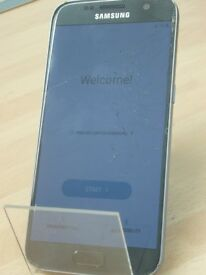 SAMSUNG GALAXY S7 (EE/BT) SMASHED SCREEN (OUR REF 13536)