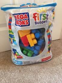 Mega Blocks First Builders