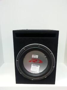 Alpine Car Subwoofer. We Sell Used Car Audio. (#8129) JE722467
