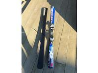 Salomon Crossmax Carver skis 155cm