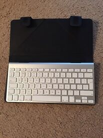 Apple Wireless Keyboard Bluetooth and Stand - Perfect Condition