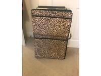 Large lightweight suitcase