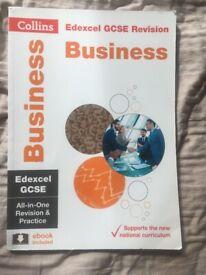 Business Edexcel GCSE