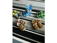 Size 5 toddler shoe bundle