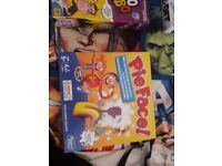Games boxed