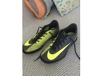 Nike Mercurial Astro football boots size 6