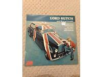 Lord Sutch & Heavy Friends - Self Titled. 1970 Atlantic Records LP. Led Zeppelin, Jeff Beck. Vinyl