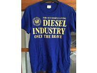 Boys Diesel tshirt age 12