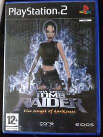 PS2 Tomb Raider Angel of Darkness