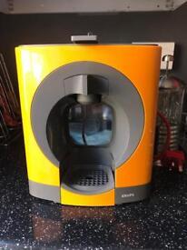 Krups Dolce Gusto coffee machine
