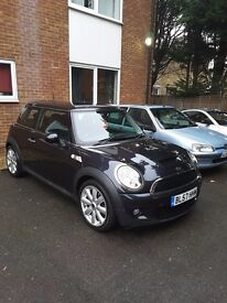 Great condition MINI Cooper S with 12 months MOT
