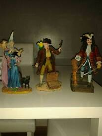 Royal Doulton resin figurines