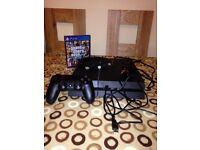 PlayStation 4 - 500 MB