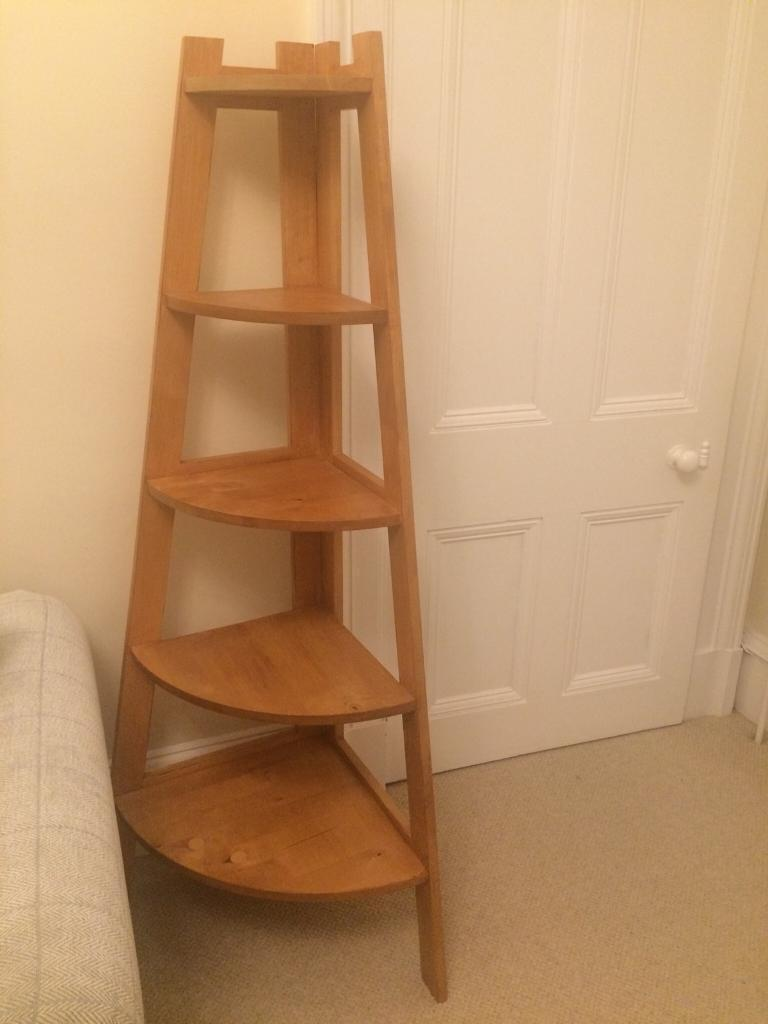 Corner Shelving Unit 5 Shelves In Aberdeen Gumtree