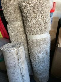 3 rugs £20 and £10 each